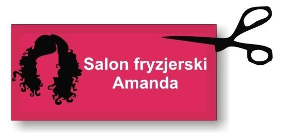 logo salon fryzjerski
