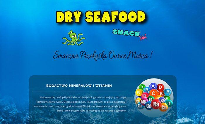 Dryseafood strona www