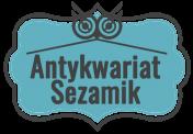 logo Antykwariat Sezamik